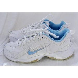 Nike Womens T-Lite VIII Leather Shoes